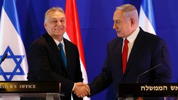 Orban na wspólnej konferencji z Netanjahu: byłoby lepiej, gdyby wszyscy przyjechali