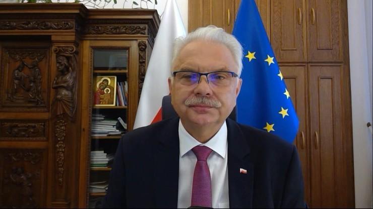 Waldemar Kraska: możliwością przyjęcia trzeciej dawki szczepionki będą objęci studenci medycyny