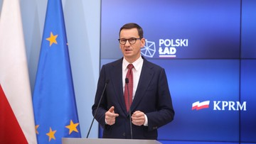 Morawiecki: decyzja TSUE jest skrajnie agresywna i szkodliwa