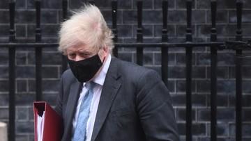 Boris Johnson o szczepieniach: kolejna tura możliwa jesienią
