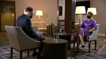 Agresja Rosji i pandemia koronawirusa. Prezydent Estonii w Polsat News