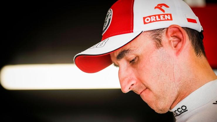 Formuła 1: Robert Kubica pojedzie w pierwszym treningu w Austrii