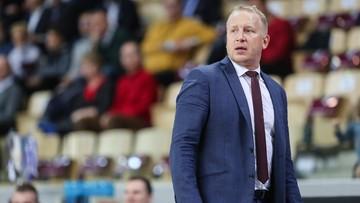 Trener reprezentacji Polski koszykarek zakażony koronawirusem
