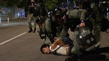 Władze Hongkongu wycofały projekt prawa ekstradycyjnego