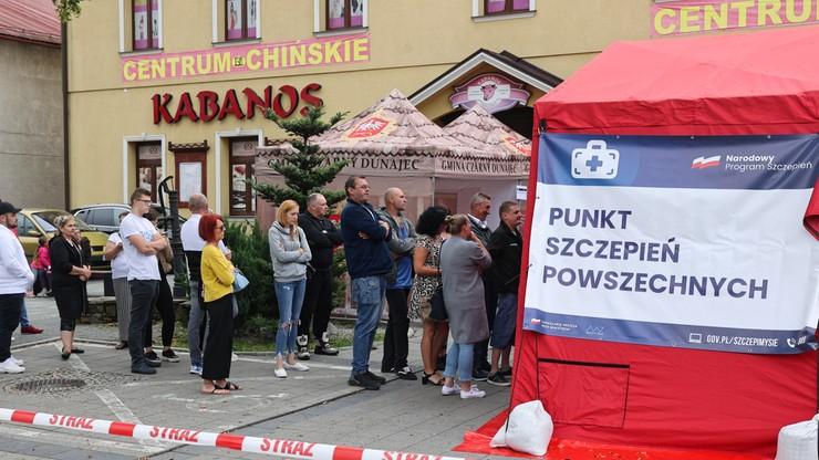 Kraska: 185 osób w Polsce z wariantem Delta. To prawie połowa wszystkich zakażeń COVID-19