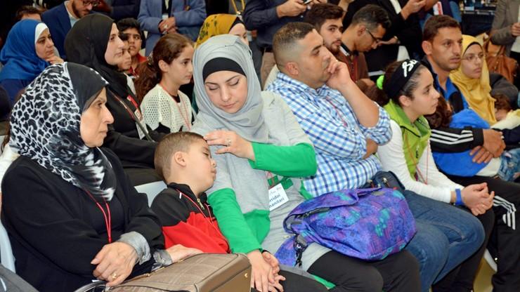 Kolejna grupa uchodźców z Syrii  przybyła do Włoch mostem humanitarnym