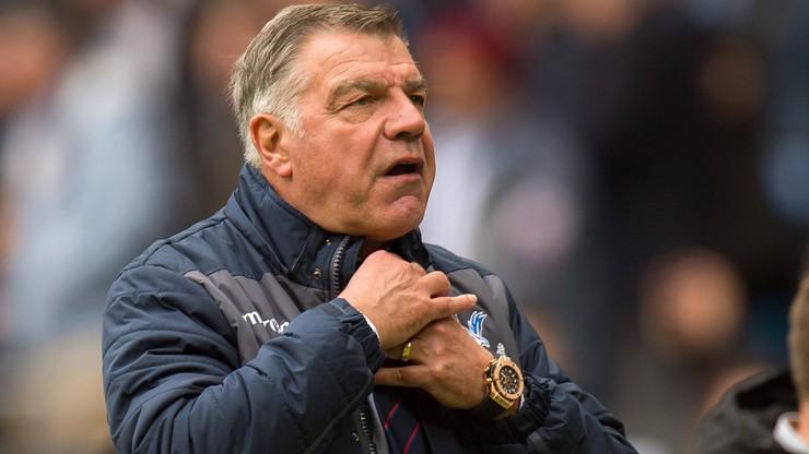 Sam Allardyce nowym trenerem West Bromwich Albion