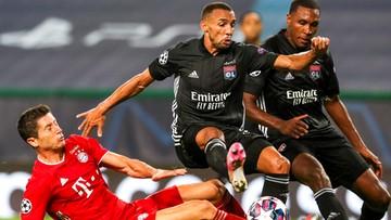 Niemieckie media: Olympique Lyon bił się dzielnie