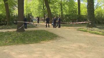 Warszawa: mężczyzna próbował dokonać samospalenia