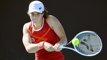 Australian Open: Iga Świątek w trzeciej rundzie. Camila Giorgi bez szans