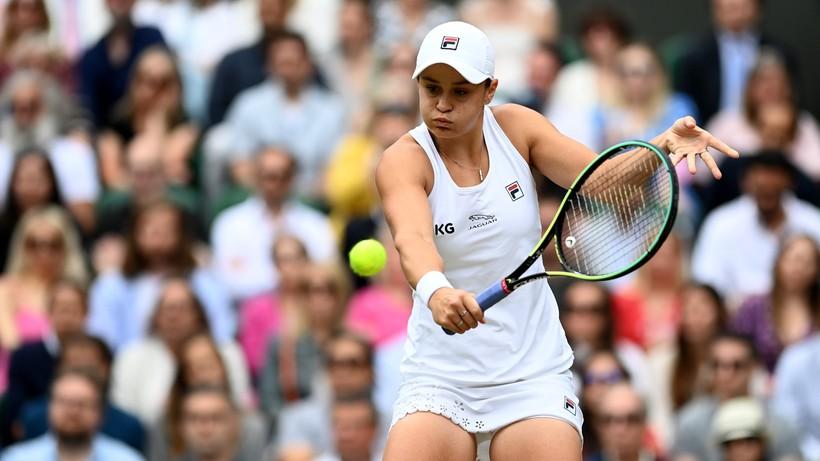 Finał Wimbledonu: Barty - Pliskova. Relacja na żywo