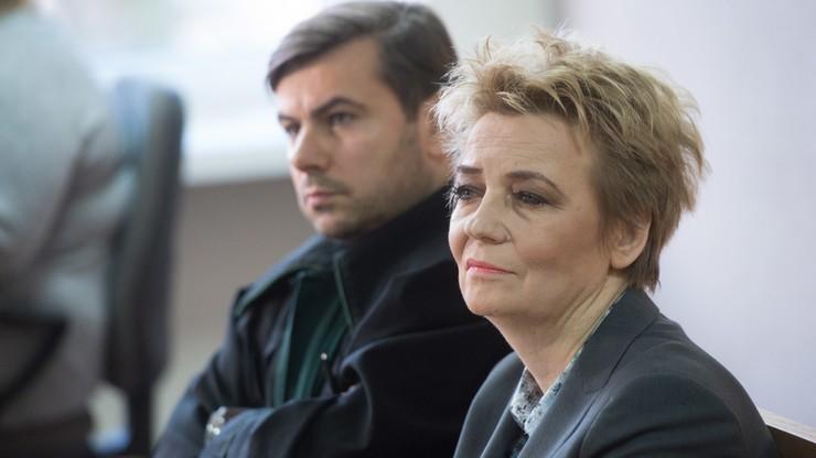 Proces prezydent Łodzi odroczony do lutego