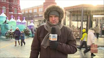 Minus 25 stopni. Boże Narodzenie w Rosji w siarczystym mrozie