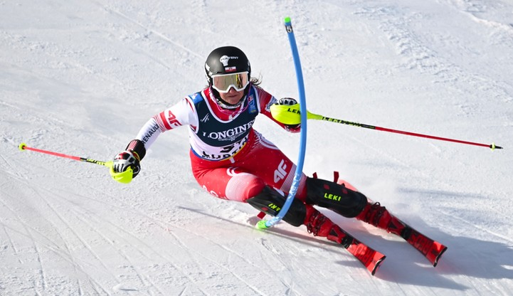 Alpejskie MŚ: Maryna Gąsienica-Daniel w ćwierćfinale slalomu równoległego