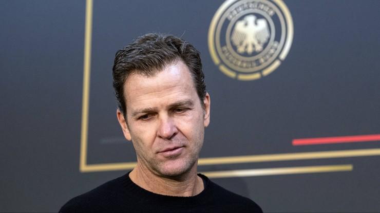 Bierhoff: Tegoroczna edycja Ligi Narodów powinna być turniejem
