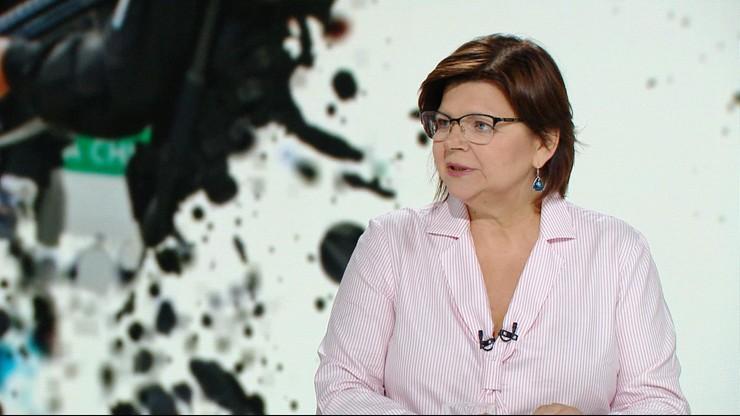 Izabela Leszczyna: Szymon Hołownia nie zrobił nic dla Polski