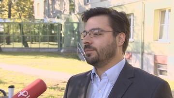 """""""Warto dać szansę trzeciej sile politycznej, którą jest Kukiz'15"""". Tyszka na konwencji w Łodzi"""
