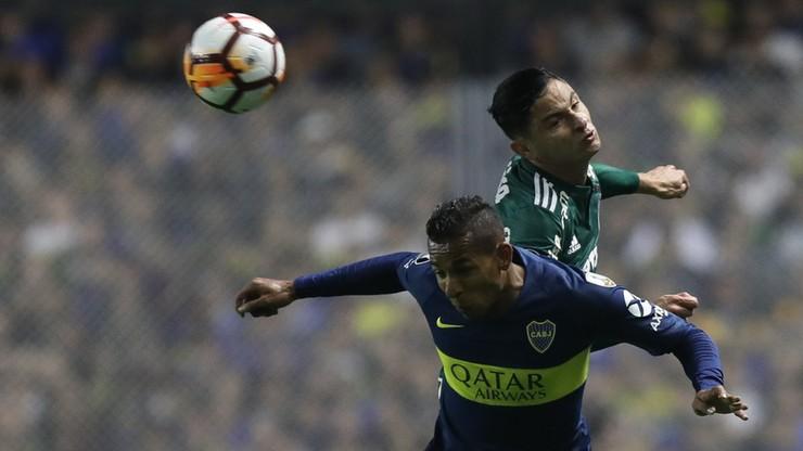 """Copa Libertadores: """"Remis"""" w argentyńsko-brazylijskich półfinałach"""
