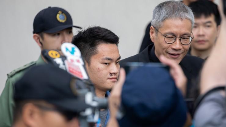 Hongkończyk podejrzany o zabójstwo na Tajwanie wyszedł na wolność