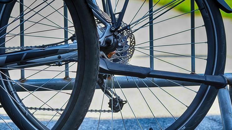 Zatrzymano rowerzystę, który śmiertelnie potrącił kobietę