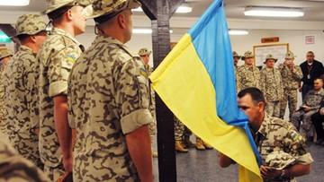 """""""Sława Ukrainie"""" oficjalnym powitaniem w wojsku i policji"""