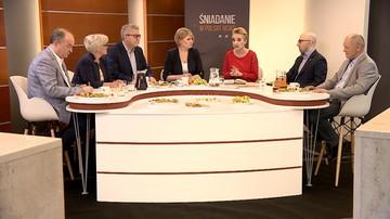 """Czarnecki: """"obietnice zakorzenione w budżecie"""". """"Śniadanie w Polsat News"""" o nowych propozycjach PiS"""