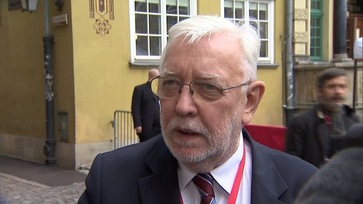"""""""GW"""": Jerzy Stępień będzie miał postępowanie dyscyplinarne przed TK. Może stracić emeryturę"""