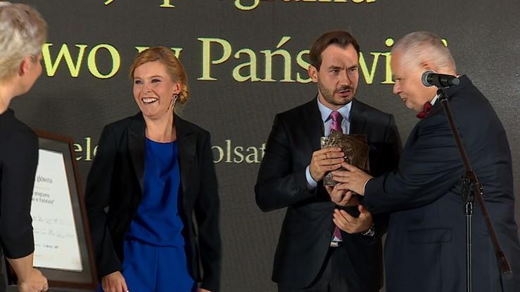 """""""Państwo w Państwie"""" z główną nagrodą konkursu NBP dla dziennikarzy ekonomicznych"""