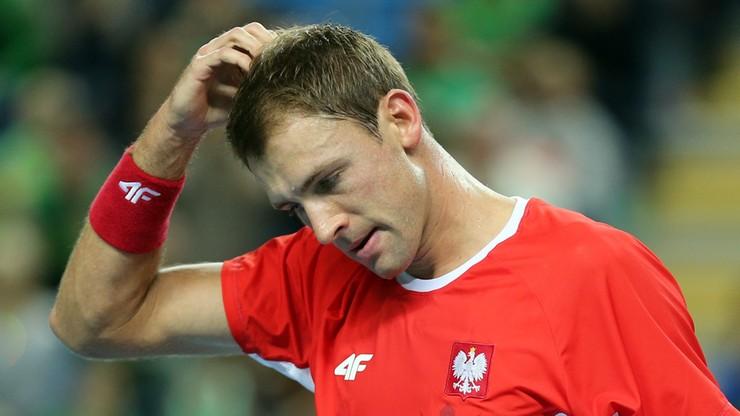 ATP w Rzymie: Kubot odpadł w ćwierćfinale debla i straci pozycję lidera