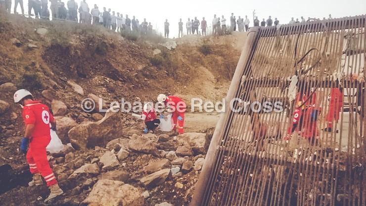 Liban. 28 zabitych i dziesiątki rannych w wybuchu cysterny z paliwem