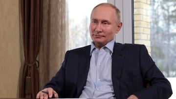 Putin o protestach: wszystko, co wychodzi poza ramy prawa, jest niebezpieczne
