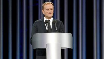 """""""To może debata, Panie Prezesie?"""" - Tusk do Kaczyńskiego"""