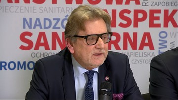 Główny inspektor sanitarny: odra została do Polski zawleczona