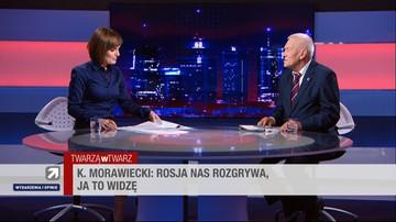 """Kornel Morawiecki w """"Wydarzeniach i Opiniach"""": prezes Jarek mówi mi, że szkodzę Mateuszowi"""
