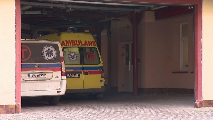 W piwnicy olsztyńskiego szpitala znaleziono zwłoki. Policja zatrzymała dwie osoby