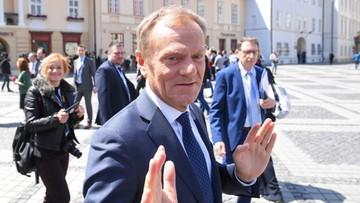 polsatnews.pl: Tusk weźmie udział w sobotnim marszu Koalicji Europejskiej w Warszawie