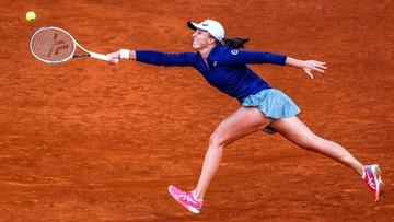 WTA w Madrycie: Porażka Igi Świątek. Liderka rankingu zbyt silna