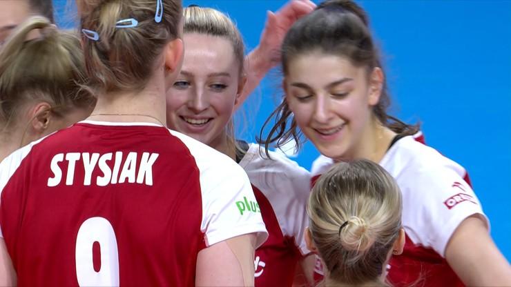 Liga Narodów siatkarek: Polska - Belgia. Transmisja i stream online
