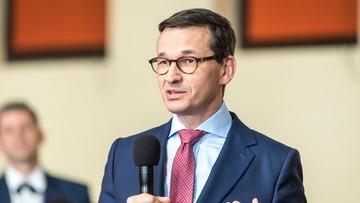 Morawiecki twierdzi, że rząd zrealizował postulaty protestujących. Ci odpowiadają: obłuda i kłamstwo
