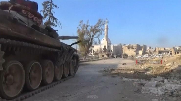 Armia syryjska opanowała dużą dzielnicę na południowym wschodzie Aleppo