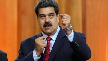Maduro odrzuca ultimatum ws. wyborów, ale gotowy jest rozmawiać