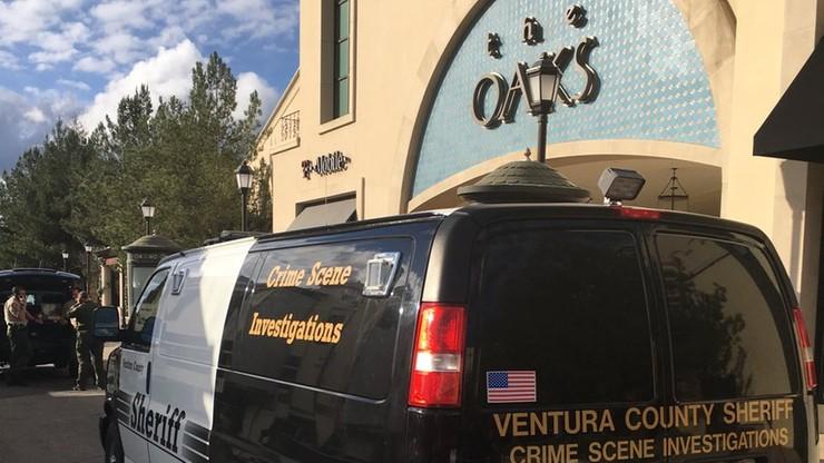 Strzelanina w centrum handlowym w Kalifornii. Mężczyzna zastrzelił byłą żonę
