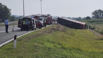 Tragiczny wypadek autobusu w Chorwacji. Znamy przyczynę