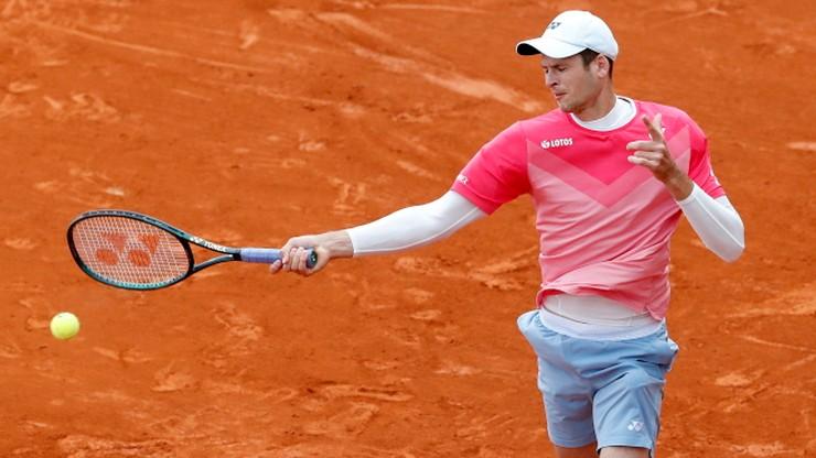 ATP w Monte Carlo: Hubert Hurkacz i Felix Auger-Aliassime odpadli z turnieju debla