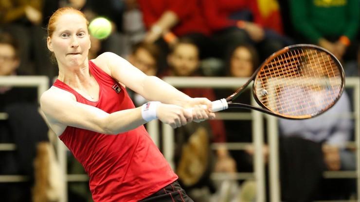 WTA w Budapeszcie: Van Uytvanck obroniła tytuł