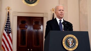 """Badanie ws. pochodzenia COVID-19. Biden zwrócił się do wywiadu, by """"podwoił wysiłki"""""""