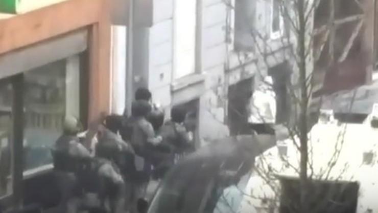 Opublikowano film z postrzelenia Salaha Abdeslama