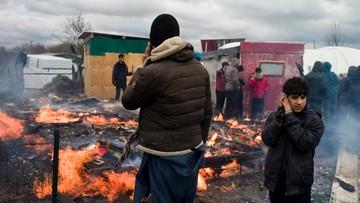 Londyn: dodatkowe 20 mln euro dla Francji na rozwiązanie kryzysu migracyjnego