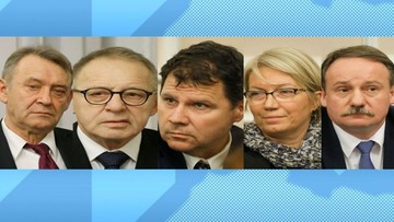 Kandydaci PiS na sędziów Trybunału Konstytucyjnego