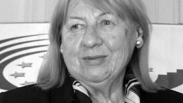 Nie żyje była reprezentantka, wybitna prawniczka i działaczka